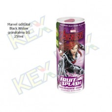 Marvel üdítőital Black Widow gránátalma ízű 250ml