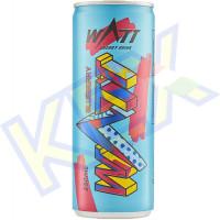 Watt Winter Edition energiaital áfonya-fekete cseresznye ízű 250ml