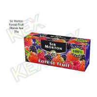 Sir Morton Forest Fruit filteres tea 35g