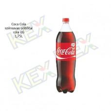 Coca Cola szénsavas üdítőital cola ízű 1,75L