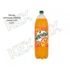 Mirinda szénsavas üdítőital narancs ízű 2,25L
