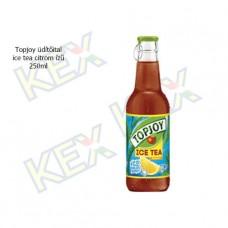 Topjoy üdítőital ice tea citrom ízű 250ml