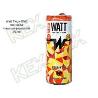 Watt Mega-Watt energiaital maracuja-papaya ízű 250ml