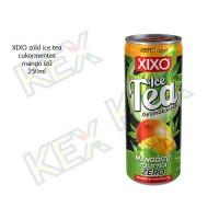 XIXO zöld ice tea zero mangó ízű 250ml
