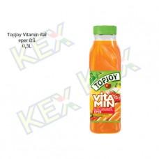 TopJoy Vitamin ital eper ízű 0,3L