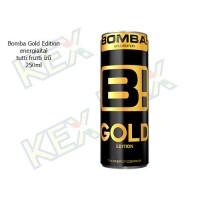 Bomba Gold Edition energiaital tutti frutti ízű 250ml