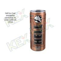 Hell Ice Cool energiaital cseresznye-vörös szőlő ízű 250ml