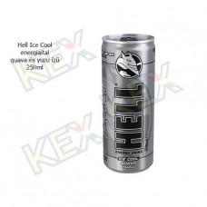 Hell Ice Cool energiaital guava-yuzu ízű 250ml