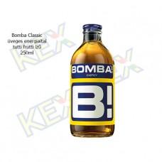 Bomba Classic üveges energiaital tutti frutti ízű 250ml