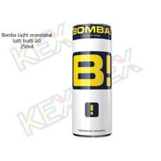 Bomba Light energiaital tutti frutti ízű 250ml