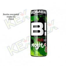 Bomba energiaital mojito ízű 250ml