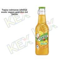 Topjoy szénsavas üdítőital exotic vegyes gyümölcs ízű 250ml