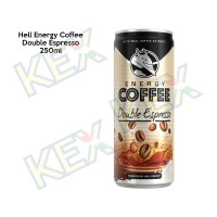 Hell Energy Coffee Double Espresso 250ml