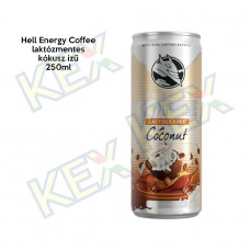 Hell Energy Coffee kókusz ízű 250ml