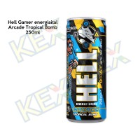 Hell Gamer energiaital Arcade Tropical Bomb 250ml