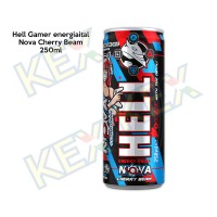 Hell Gamer energiaital Nova Cherry Beam 250ml