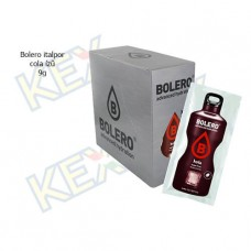 Bolero italpor cola ízű 9g