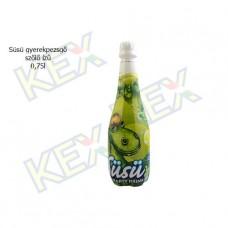 Süsü gyerekpezsgő szőlő ízű 0,75l