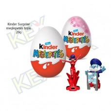 Kinder Surprise meglepetés tojás 20g
