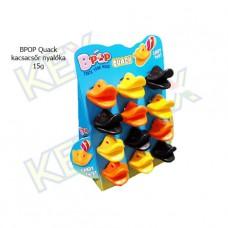 BPOP Quack kacsacsőr nyalóka 15g
