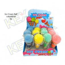 Ice Cream Ball cukorkával 6g