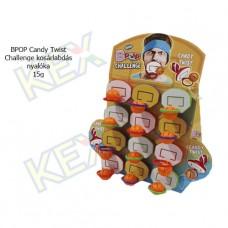 BPOP Candy Twist Challenge kosárlabdás nyalóka 15g