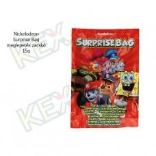Nickelodeon Surprise Bag meglepetés zacskó 15g