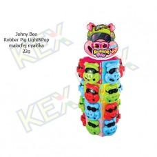 Johny Bee Robber Pig Light&Pop malacfej nyalóka 22g