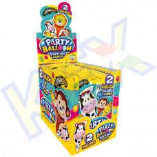 Johny Bee Party Balloon pattogós cukorkával 8g