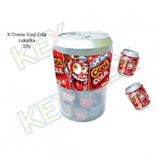 X-Treme Cool Cola cukorka 10g