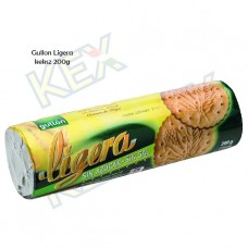 Gullon Ligera só- és cukormentes keksz 200g