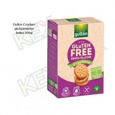 Gullon Crackers gluténmentes keksz 200g