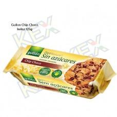 Gullon Chip Choco diabetikus keksz 125g
