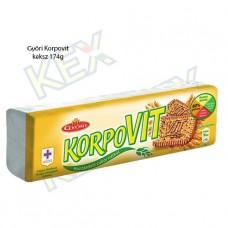 Győri Korpovit keksz 174g