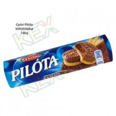 Győri Pilóta töltött keksz 180g