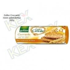 Gullon Croccante rizses gabonakeksz 265g