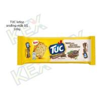 TUC keksz snidlinges-mákos ízű 100g