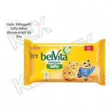 belVita JóReggelt! Softy keksz áfonya-müzli ízű 50g