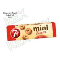 7days mini Biscuit kakaó ízű 100g