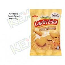 Győri Édes keksz Eredeti Recept 180g