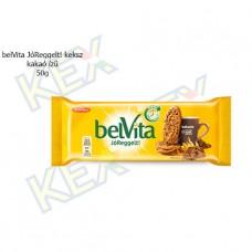 belVita JóReggelt! keksz kakaó ízű 50g