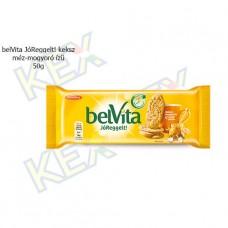 belVita JóReggelt! keksz méz-mogyoró ízű 50g