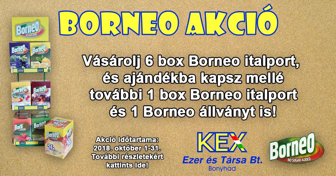 Borneo akció