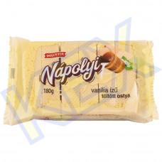 Dolcetta töltött ostya kakaó-vanília ízű 180g