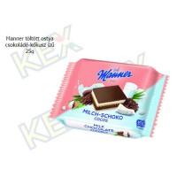 Manner töltött ostya csokoládé-kókusz ízű 25g