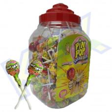 Aldor Pin Pop savanyú nyalóka 18g