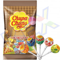 Chupa Chups Best Of nyalóka 12g