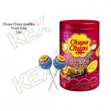 Chupa Chups nyalóka Fresh Cola 12g