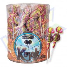Kojak Classic nyalóka vanília ízű 12g