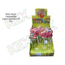 Betty Remix csiganyalóka vegyes gyümölcs ízű 20g